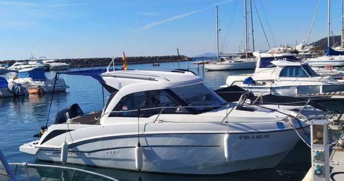 Huur Motorboot met of zonder schipper Bénéteau in Vandellòs i l'Hospitalet de l'Infant