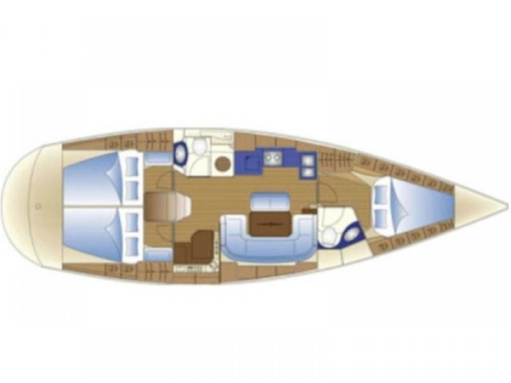 Verhuur Zeilboot in Marina de Alimos - Bavaria Bavaria 43 Cruiser