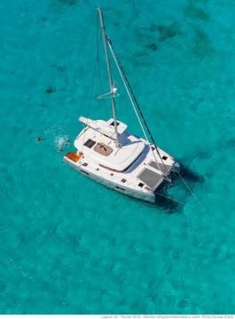 Huur Catamaran met of zonder schipper Lagoon in Donji Seget