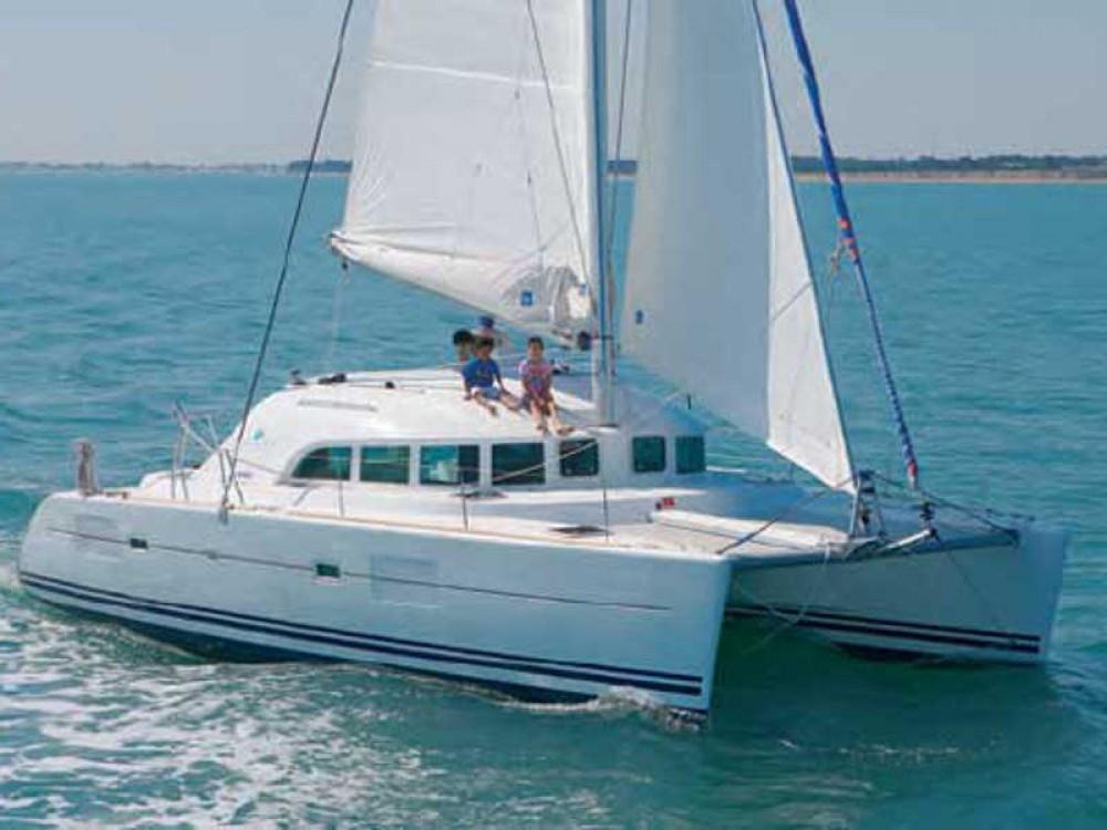 Verhuur Catamaran in Volos - Lagoon Lagoon 380