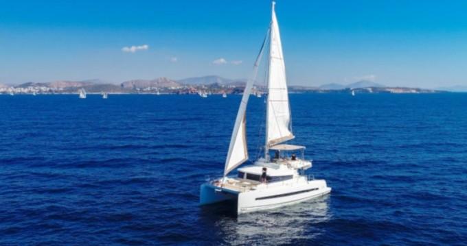 Huur Catamaran met of zonder schipper Bali Catamarans in Préveza