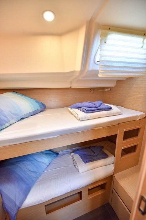 Verhuur Zeilboot in Muğla - Hanse Hanse 508 - 5 + 1 cab.