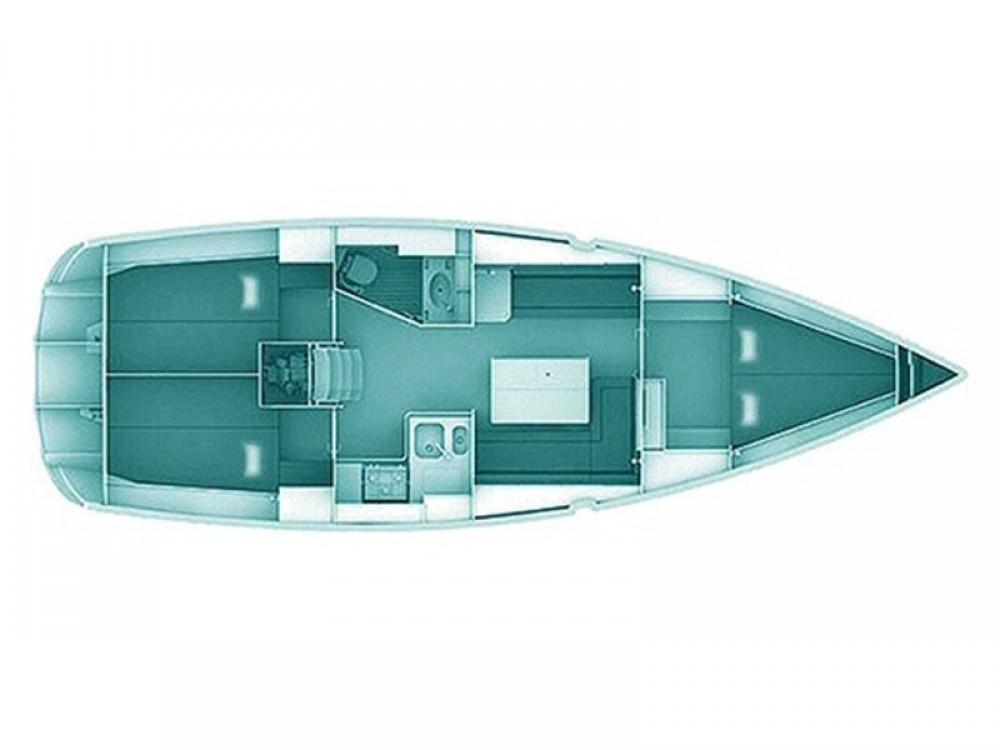 Jachthuur in Skópelos - Bavaria Bavaria Cruiser 36  via SamBoat