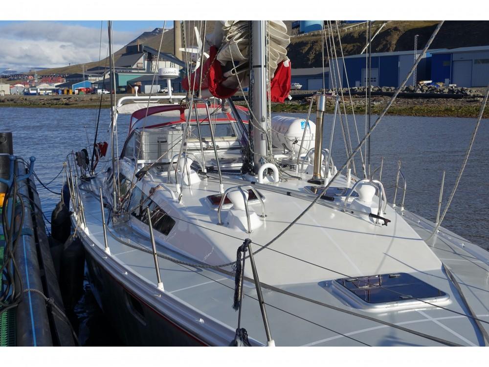 Alubat Ovni 445 te huur van particulier of professional in Longyearbyen