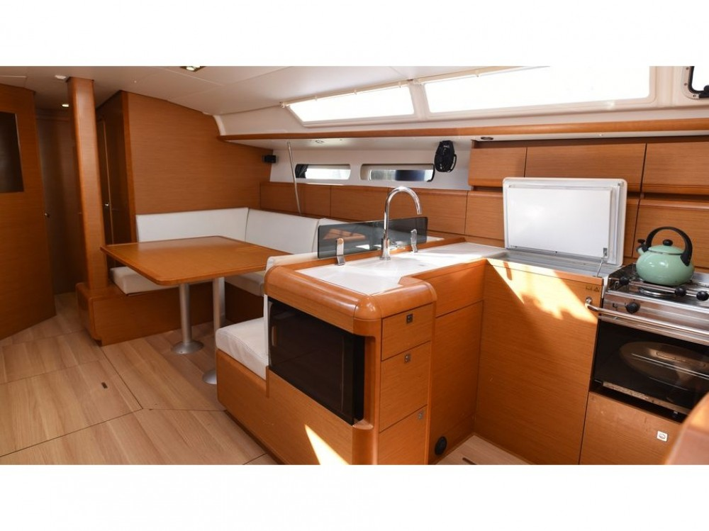 Verhuur Zeilboot in Δήμος Βόλου - Jeanneau Sun Odyssey 439