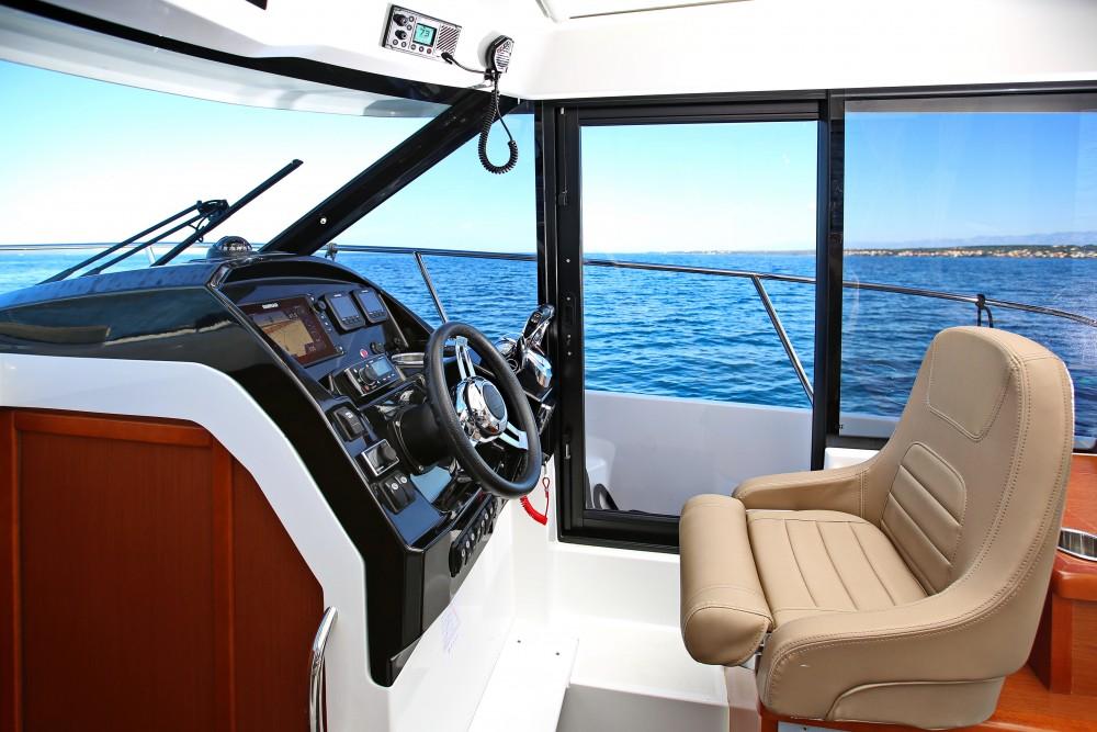 Jachthuur in Marina Zadar - Jeanneau Merry Fisher 895 via SamBoat