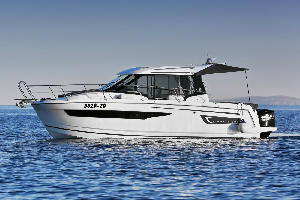 Motorboot te huur in Marina Zadar voor de beste prijs