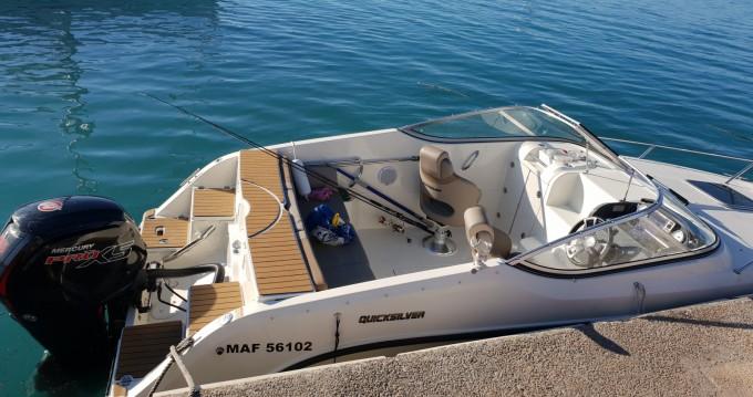 Bootverhuur Antibes goedkoop Activ 595 Cruiser