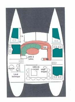 Catamaran te huur in Sanary-sur-Mer voor de beste prijs