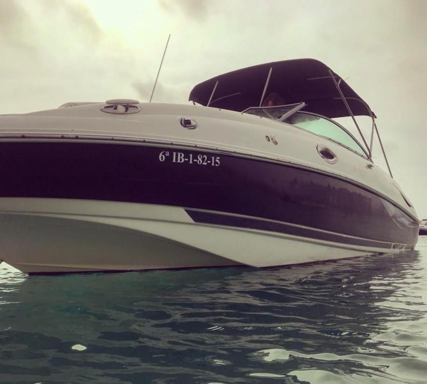 Verhuur Motorboot Monterey met vaarbewijs