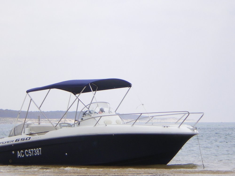 Huur Motorboot met of zonder schipper Bénéteau in La Teste-de-Buch