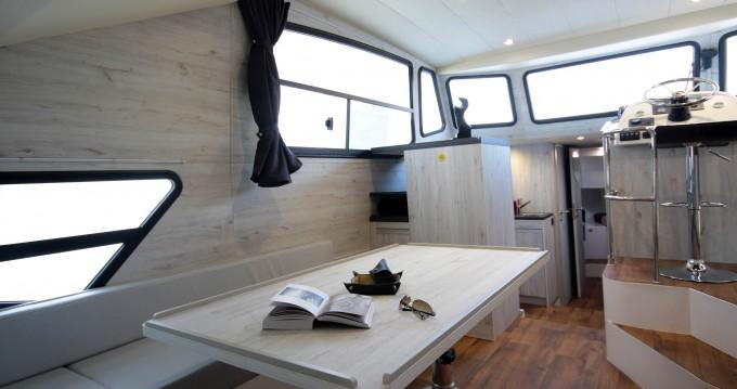 Bootverhuur Houseboat Holidays Italia srl Minuetto8+ in Precenicco via SamBoat