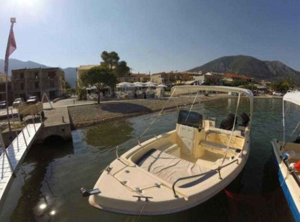 Huur Motorboot met of zonder schipper Aptera in Nydri