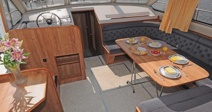 Verhuur Woonboot in Invergarry - Classique Classique 8