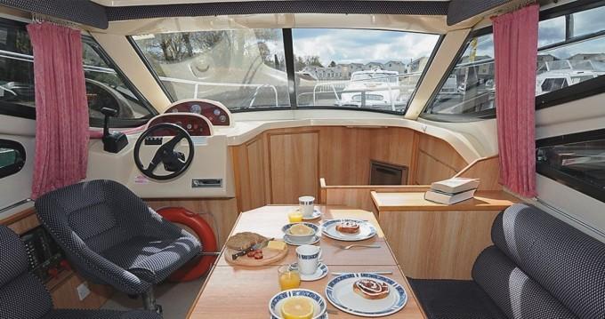 Huur Woonboot met of zonder schipper Consul in Staines