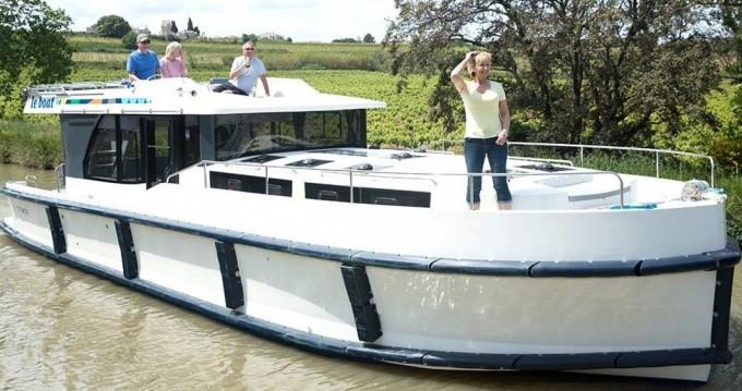 Verhuur Woonboot in Vinkeveen - Delphia Horizon 3