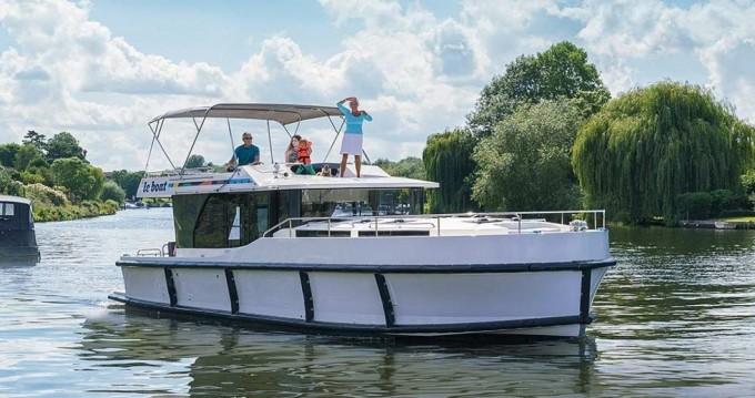 Verhuur Woonboot in Staines - Delphia Horizon 4