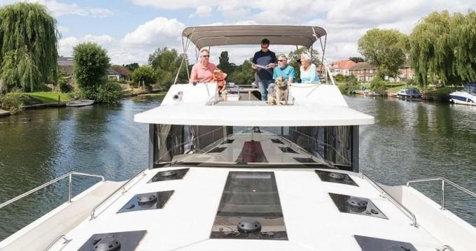 Bootverhuur Delphia Horizon 4 in Vinkeveen via SamBoat
