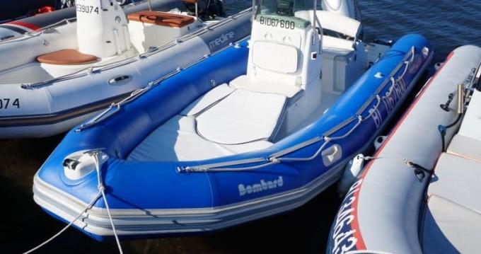 Bootverhuur Saint-Florent goedkoop Explorer 550