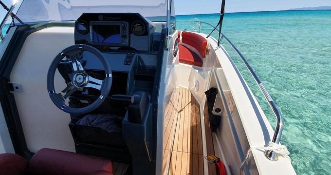 Motorboot te huur in Saint-Florent voor de beste prijs