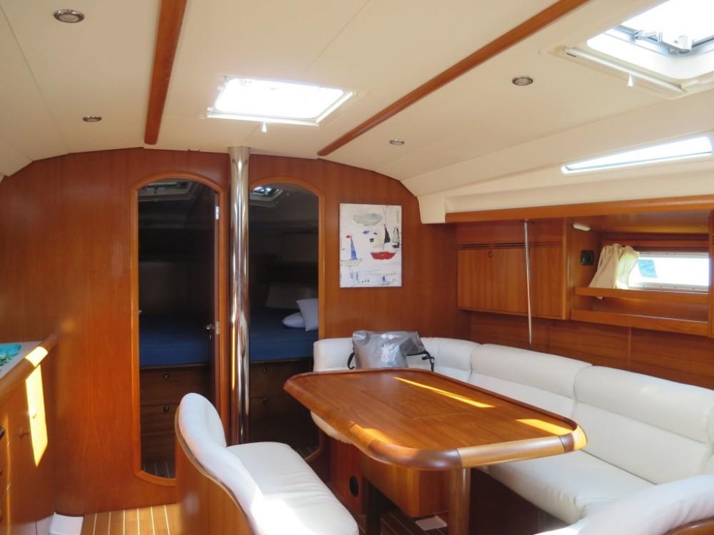 Verhuur Zeilboot in Fezzano - Jeanneau Sun Odyssey 45