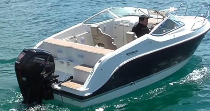 Jachthuur in Antibes - Quicksilver Activ 595 Cruiser via SamBoat