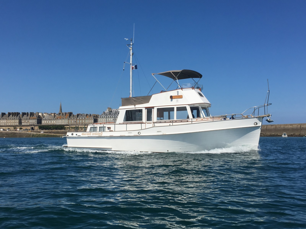 Jachthuur in Saint-Malo - Grand Banks Grand Banks 42 Classic via SamBoat