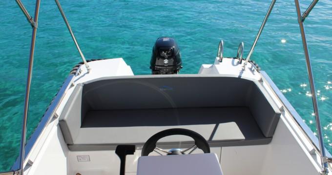 Bootverhuur Sylver Yacht Sylver 495 in Badia de Santa Ponça via SamBoat