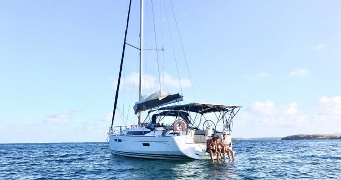 Bootverhuur Le Marin goedkoop Sun Odyssey 469