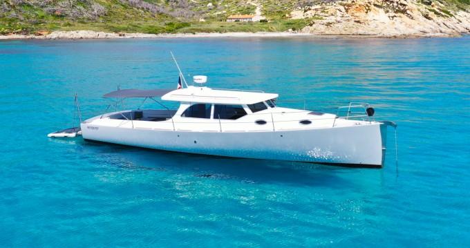 Verhuur Motorboot in Cannes - Range Boat 39