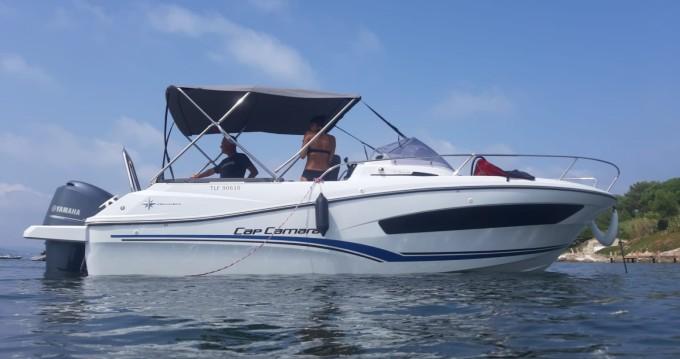 Motorboot te huur in Cogolin voor de beste prijs