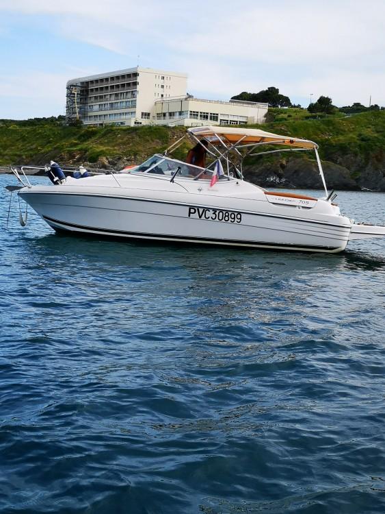 Bootverhuur Argelès-sur-Mer goedkoop Leader 750
