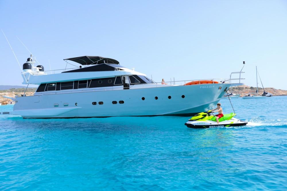 Jachthuur in Ibiza - Baglietto Baglietto 24 via SamBoat
