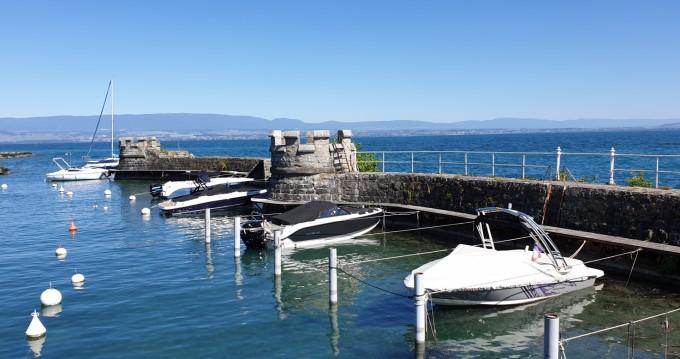 Motorboot te huur in Évian-les-Bains voor de beste prijs