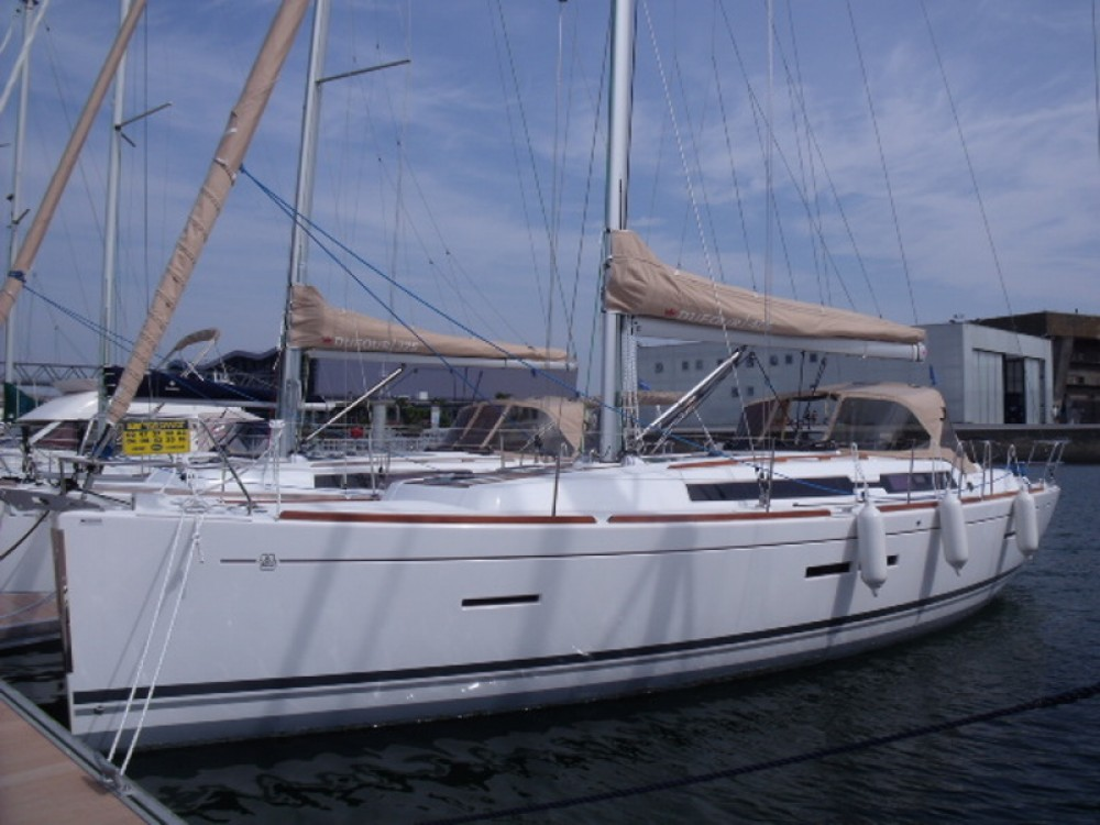 Zeilboot te huur in Vigo voor de beste prijs