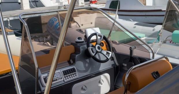 Verhuur Motorboot in Zadar -  Shark BF 23 Sport