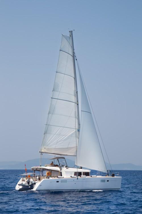 Bootverhuur Ajaccio goedkoop Lagoon 450F