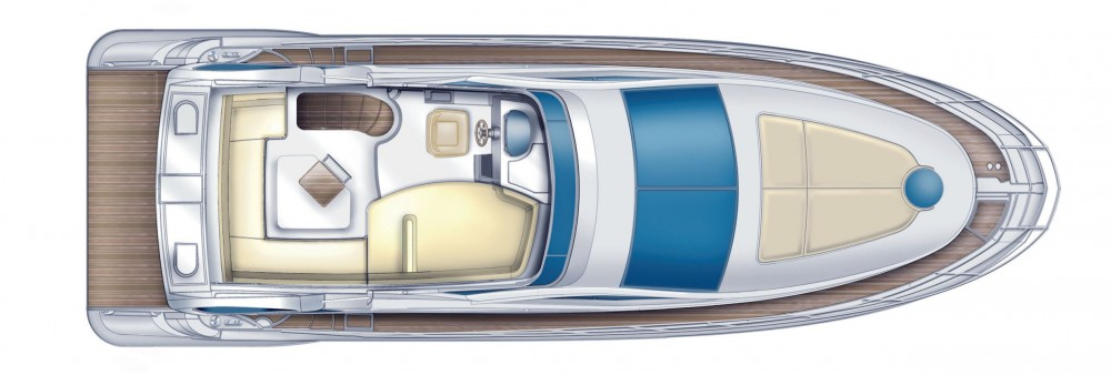 Azimut Azimut 47 Fly te huur van particulier of professional in