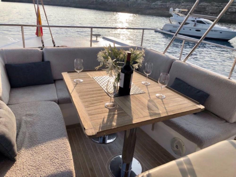 Huur Catamaran met of zonder schipper Sunreef in Sant Antoni de Portmany