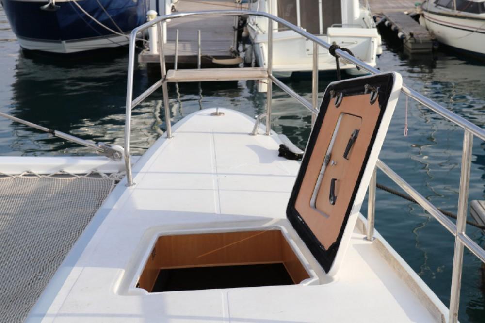 Bootverhuur Sunreef Sunreef 62 in Sant Antoni de Portmany via SamBoat