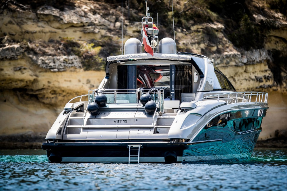 Verhuur Jacht in Palma -  Riva 68 Ego