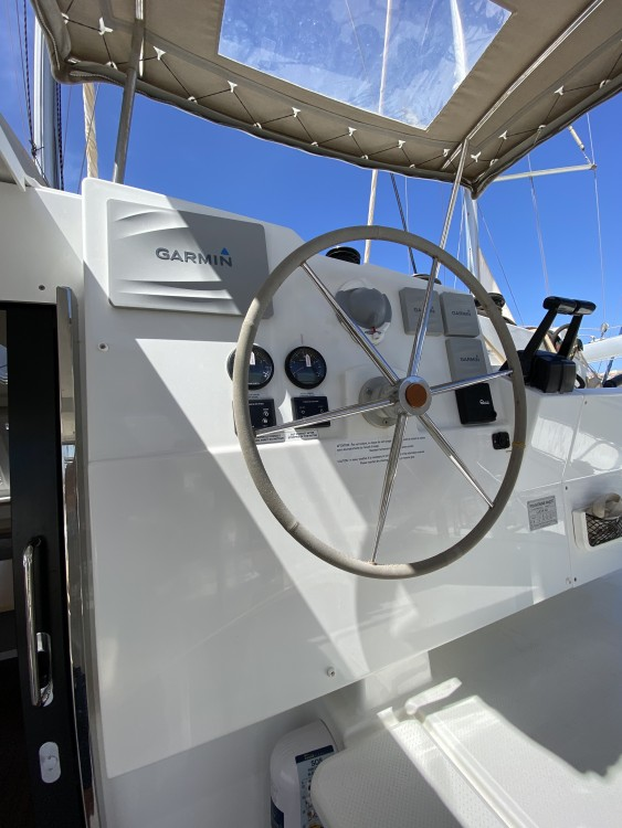Fountaine Pajot Lucia 40 te huur van particulier of professional in Ibiza