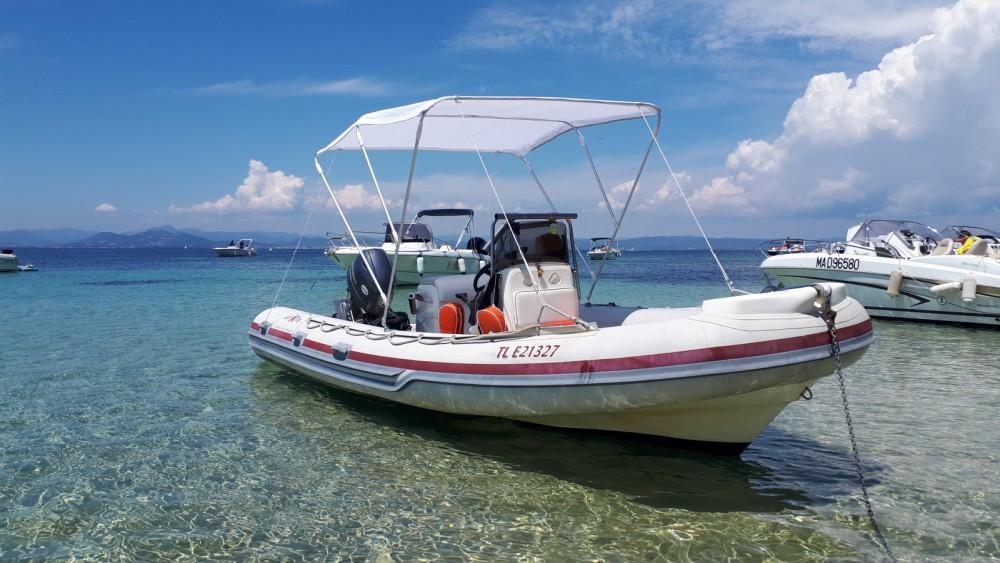 Verhuur Rubberboot in Hyères - Joker Boat Coaster