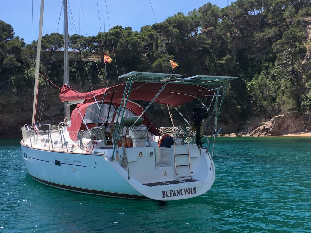 Bénéteau Oceanis Clipper 423 te huur van particulier of professional in Palamós