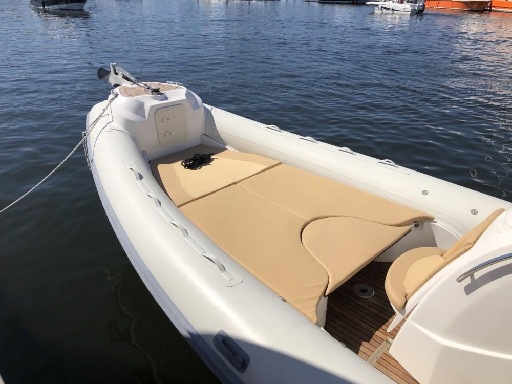 Verhuur Rubberboot in Lège-Cap-Ferret - Nuova Jolly Prince 28