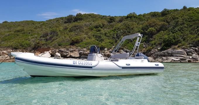 Huur een Motonautica-Vesuviana MV 780 Confort in Saint-Florent