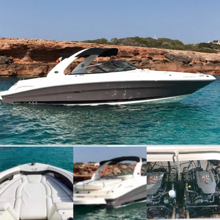 Bootverhuur Sea Ray Sea Ray 295 SLX in Ibiza via SamBoat