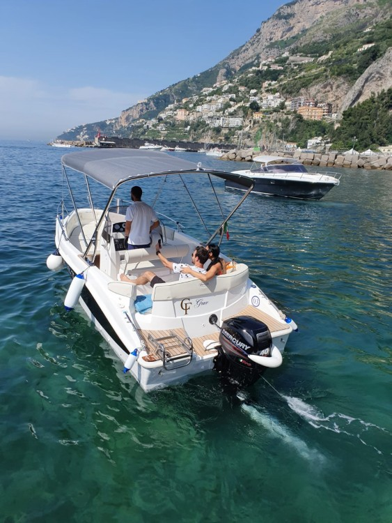 Verhuur Motorboot in Amalfi - Marinello Elena 650 Open