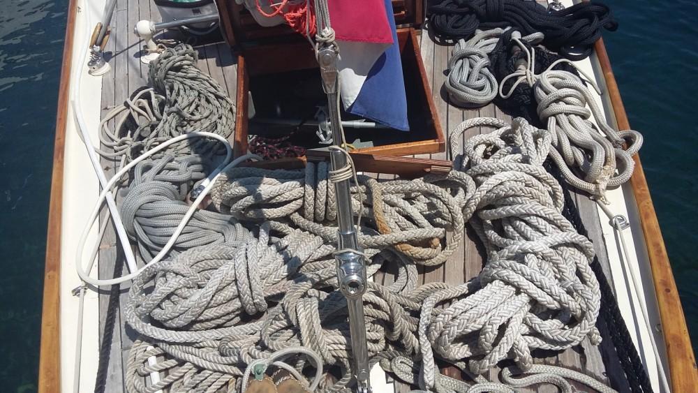 Jachthuur in La Ciotat - Sloop Marconi Classique 12MJI via SamBoat