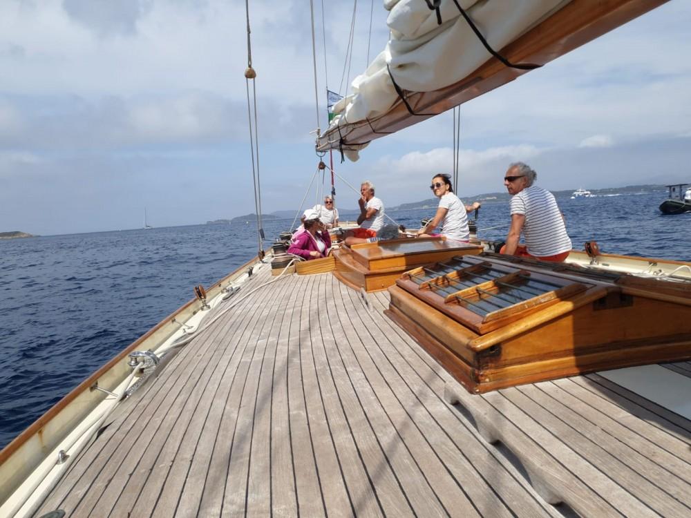 Verhuur Zeilboot in La Ciotat - Sloop Marconi Classique 12MJI